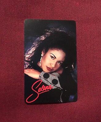 Rare Phone Card (*Rare* Selena Quintanilla Phone Calling Card)