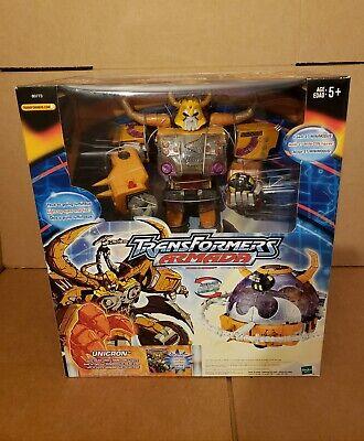 Transformers Armada Unicron Hasbro Brand New Sealed MISB VGC