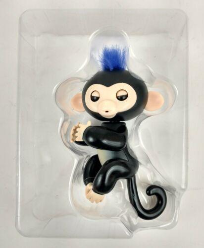 WowWee Fingerlings Fingerling Interactive Baby Monkey Finn B