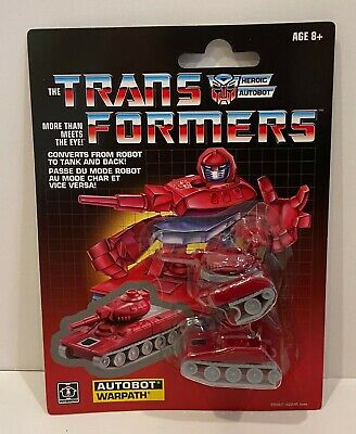 2016 Hasbro TRANSFORMERS Autobot Warpath Figure Unopened Sealed