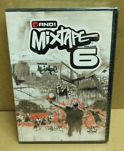 And 1 MixTape - Volume 6 (DVD, 2003) | PolyBull com