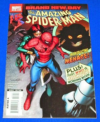THE AMAZING SPIDER-MAN Issue #550 [Marvel 2008] VF/NM or