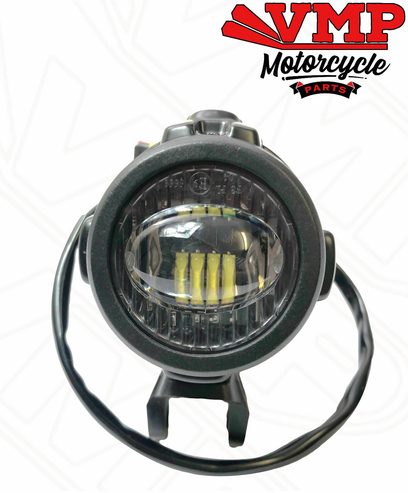 Universal Motorcycle Spot    Fog Aux Led Light Day Time