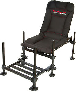 Preston Monster Feeder Fishing Chair OR Monster Footplate ...