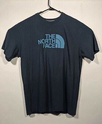 NWT The North Face Half Dome Navy T-Shirt Men's size small