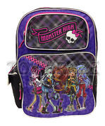 Monster High School Bag