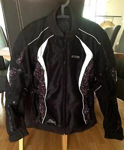 Ladies moto dry jacket. Size 14. New. Maddington Gosnells Area Preview