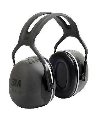 3m Peltor X5a Over The Head Ear Muffs Noise Protection Nrr 31 Db