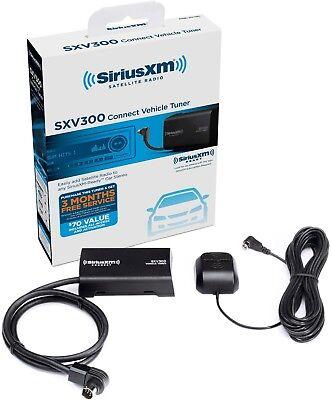 SiriusXM SXV300v1 Satellite Radio Vehicle Tuner Kit Replaced SXV200v1