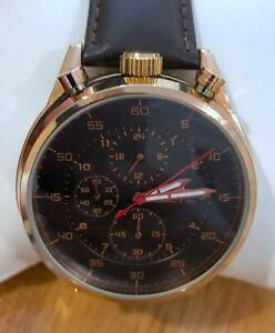 Bull Head Watch - Never Worn - Perfect Condition