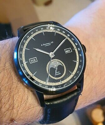 Dunhill PVD Moonphase Triple Calender Watch - VERY RARE