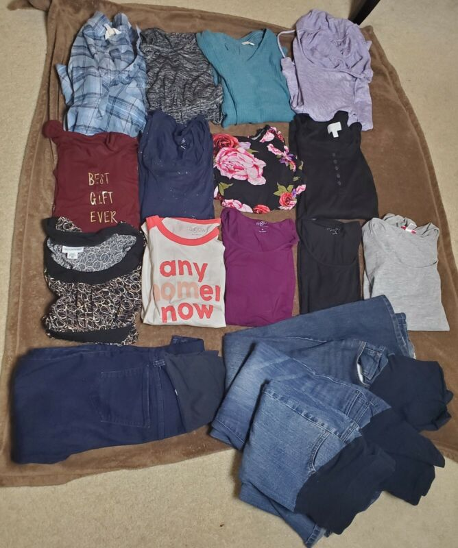 19 Pc Lot: Size M. Fall Winter Lot EUC most only worn a couple times. $400 worth