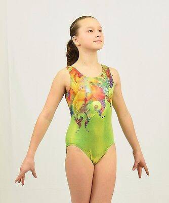 649514713fd1 Youth - Gymnastics Leotard Competition - 2 - Trainers4Me