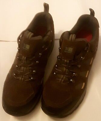 (KARRIMOR BODMIN LOW 3 WATERPROOF MENS HIKING WALKING SHOES TRAINERS UK 12 EU 46)