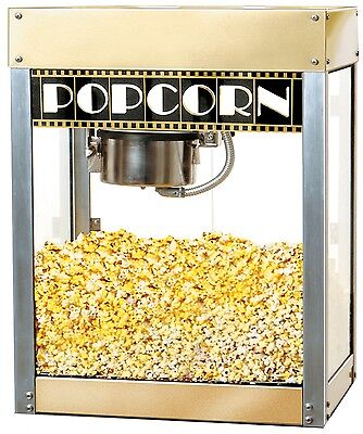 New Hollywood Premiere 4 Oz. Popcorn Popper Machine Nib