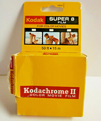 Agfa moviechrome 40 Super 8 Movie película casete Cartridge nos lomo rare cooled!