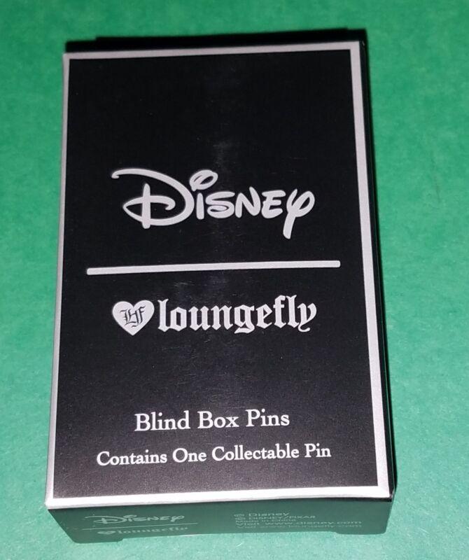 Disney Movie Pin Loungefly Blind Box Enamel Pin Sealed Box