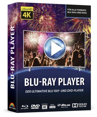 BluRay und DVD Player - Download Version sofort VersandWin 10,8,7