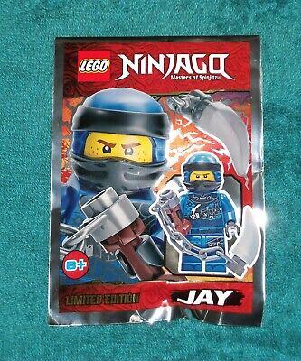 LEGO NINJAGO: Jay Polybag Set 891946 BNSIP
