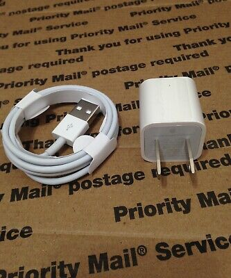 New OEM Original Genuine Apple iphone Charger iPhone X XR 8 7 Plus 6s 6 11 pro