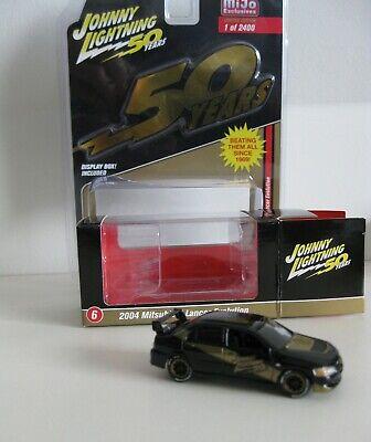 1999 Nissan Skyline GT-R bnr34 Black Gold ** RR ** Johnny Lightning mijo 1:64 OVP