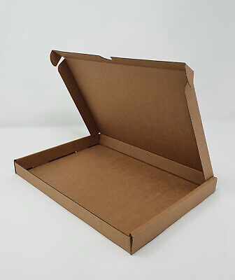 50 x C5 A5 PIP BOX SHIPPING MAIL POSTAL LARGE LETTER BOXES - SIZE: 235x165x22mm