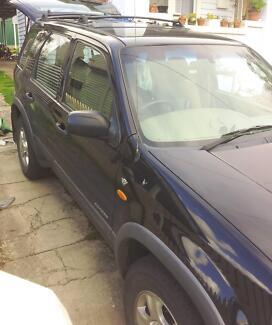 2002 Ford Escape Wagon