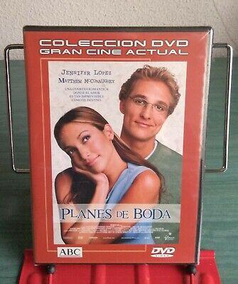 Planes de boda en DVD // Oferta en los envíos. Leer descripcion