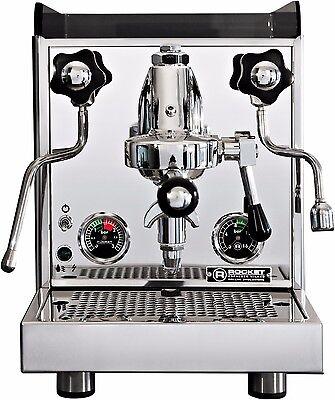 Rocket Cellini Evoluzione V2 Espresso Cappuccino Coffee Maker Machine E61 58mm