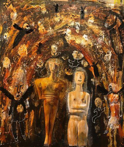 Outsider Art - Raw, Primitive, Brut -  Forgotten Ancestors