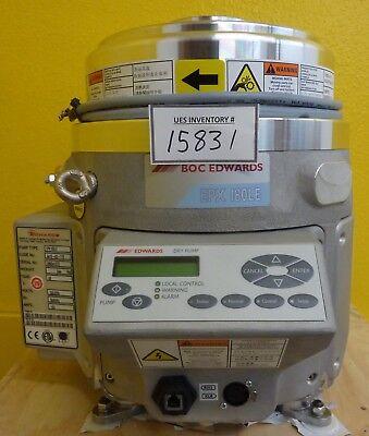 Epx 180le Edwards A419-43-712 High Vacuum Dry Pump Hivac Series New Surplus