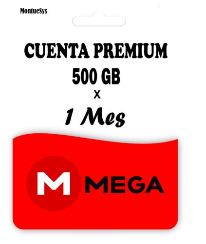 MEGA NZ Premium Account - 30 days - Fast Delivery