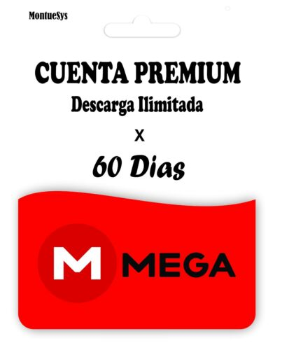 MEGA NZ Unlimited Account - 60 days - Fast Delivery