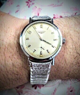 Vintage Longines Working automatic watch