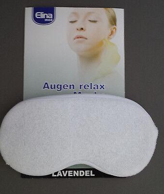 Schlafmaske Augenmaske Schlafbrille Nachtmaske Augenbinde Lavendel