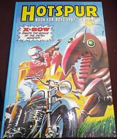 The Hotspur Book For Boys (annual) 1987 Vgc Unclipped -  - ebay.co.uk