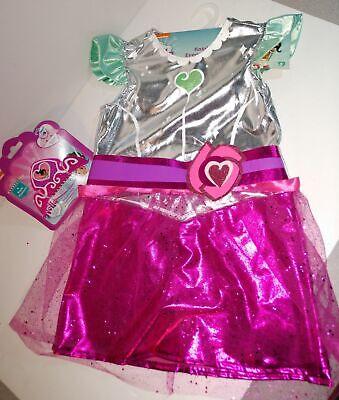 Transformer Dress Up (Princess Nella Knight dress up dress & Transforming Tiara Nickelodeon)