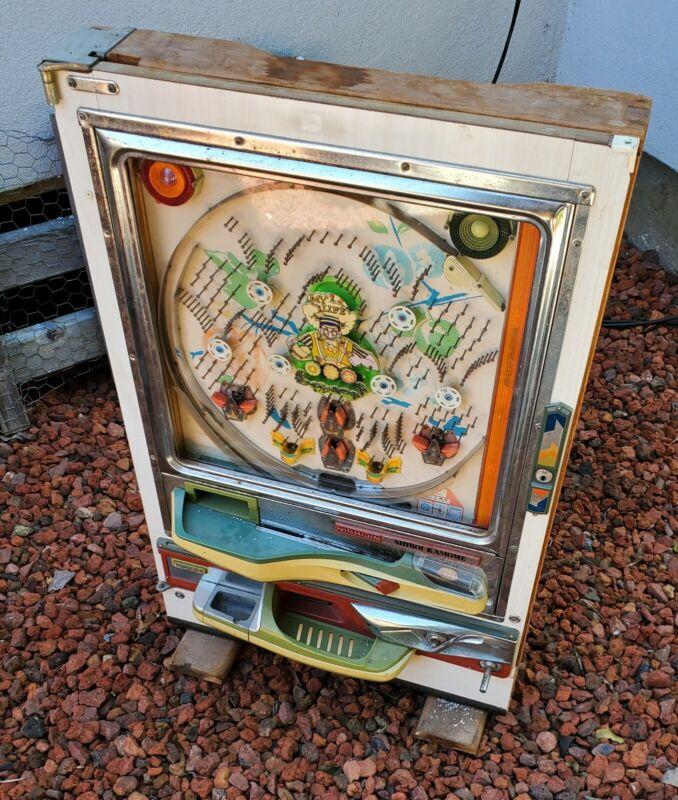 """Vintage Pachinko Machine -1977 (I think) """"My Life"""" Series. Needs Refurbishing"""