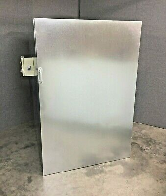 36x36x60 Powder Coating Oven Made In Usa Batch Curing Oven Powder Coat New