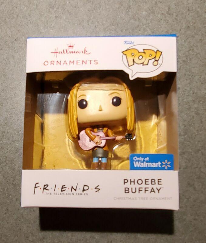 *NEW* Hallmark 2021 Funko Pop Friends Phoebe Buffay Ornament Walmart Exclusive