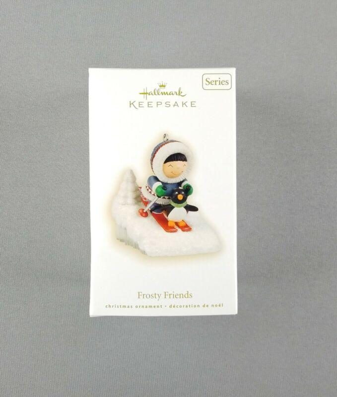 "Hallmark 2009 Keepsake Christmas Ornament ""Frosty Friends"" Collector"