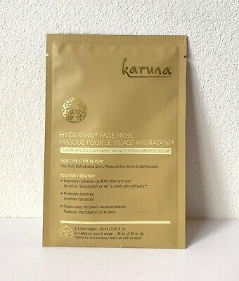 New Karuna Hydrating Face Mask 28ml