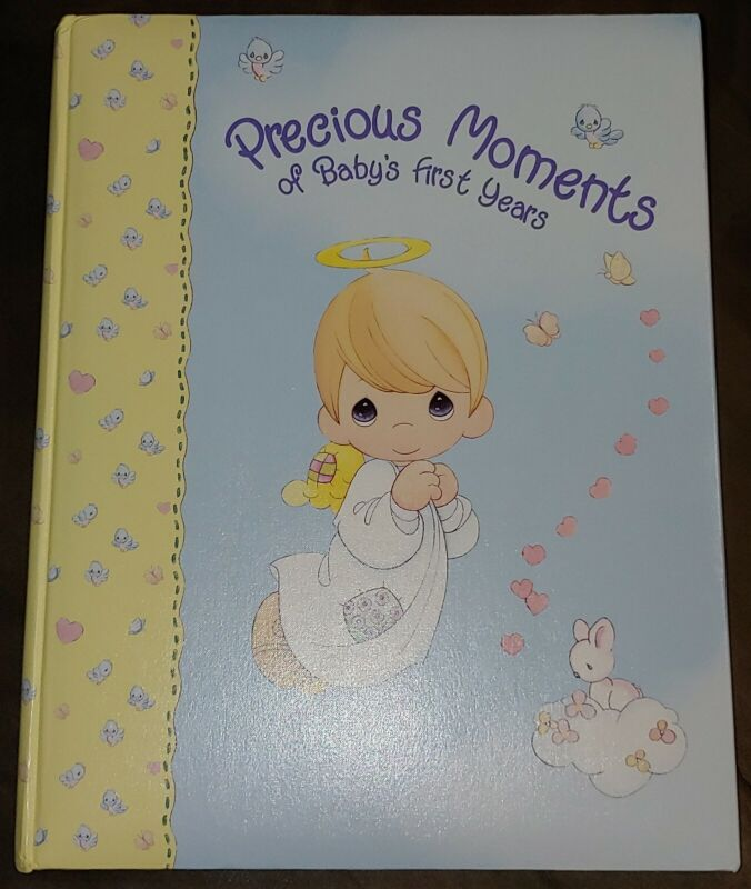 NEW Fill-In Baby Memory Book Precious Moments