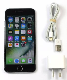 Apple iPhone 6 16GB Unlocked MG472X/A Smart Phone For Sale!