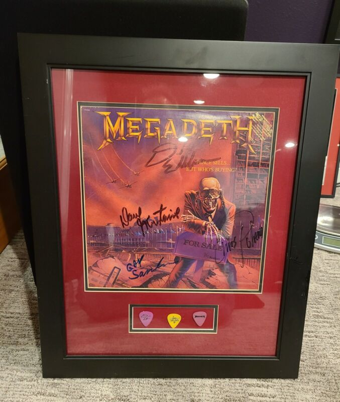MEGADETH - PEACE SELL BUT WHO