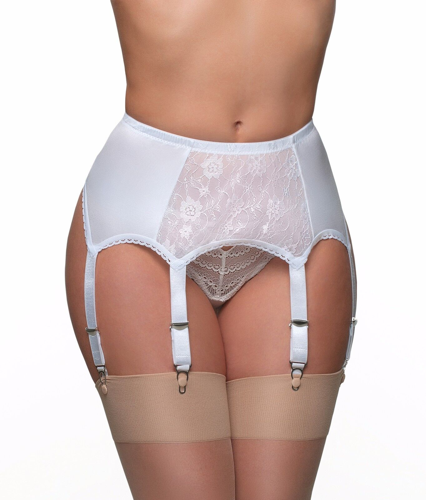 Old fashioned garter belts 26