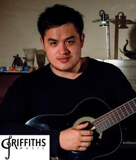 Griffiths Music - Guitar Lessons - Mobile - Electric Acoustic Blacktown Blacktown Area Preview