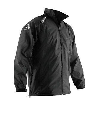 New Adult Acerbis Astro Rain Over Jacket Black Enduro Motocross S M L XL XXL