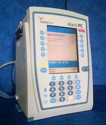 Cardinal Health Carefusion Alaris 8015 Pc Wireless Infusion Pump Controller Unit