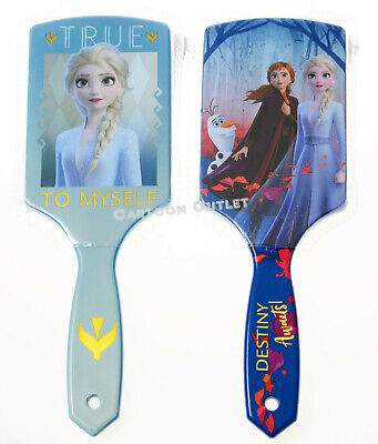 Disney Princess Hair (FROZEN GIRLS PADDLE LARGE HAIR BRUSH ELSA ANNA PRINCESS KIDS GIFT DISNEY)